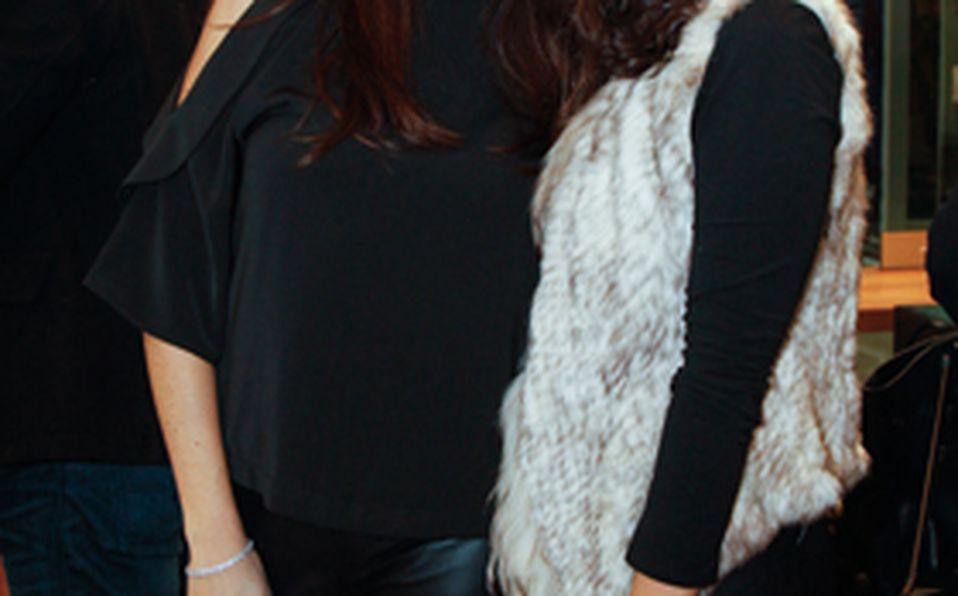 Mónica Pacheco, Laura Almaral, Lucy Ochoa y Gaby Pacheco