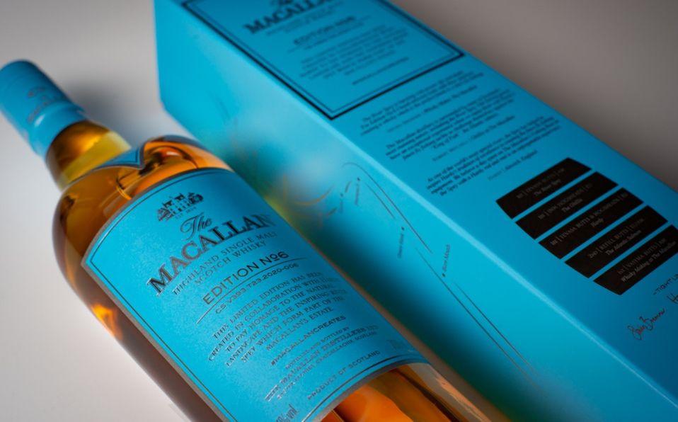 The Macallan Edition No. 6, un whisky inspirado en un río legendario