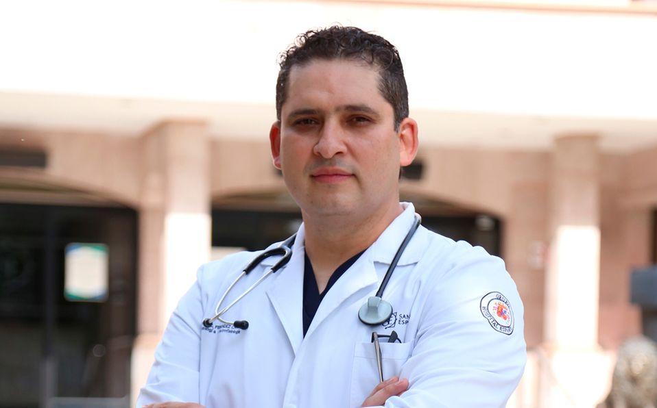 Roberto Fernández habla de su pasión por estudiar el corazón humano (Fotos: Jaime Jiménez)
