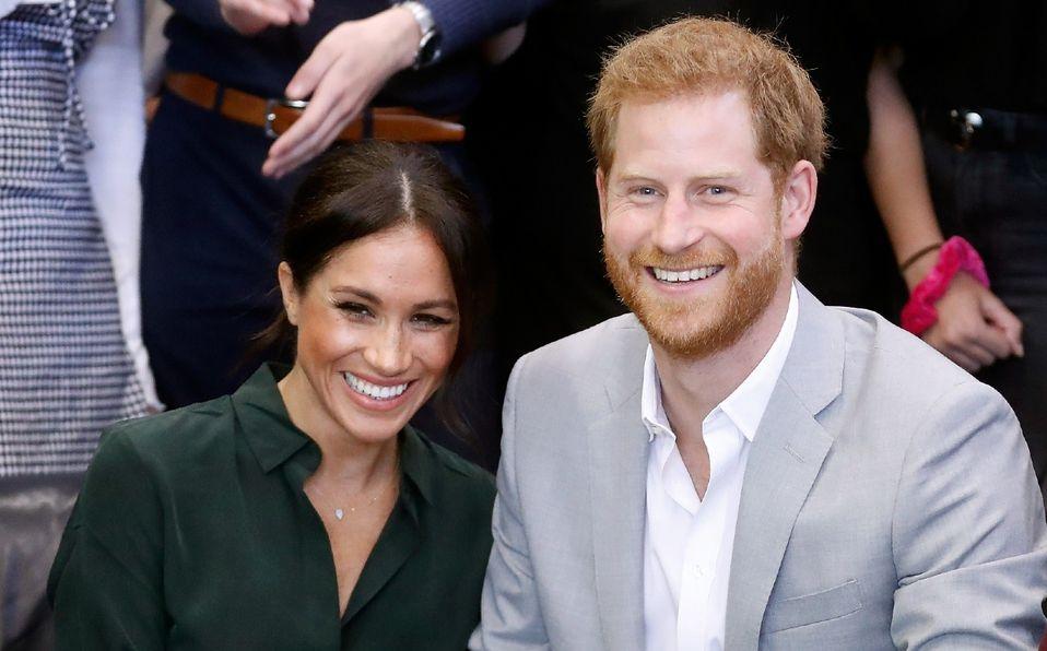 Príncipe Harry y Meghan Markle anuncian su primera serie en Netflix (Foto: Getty Images)