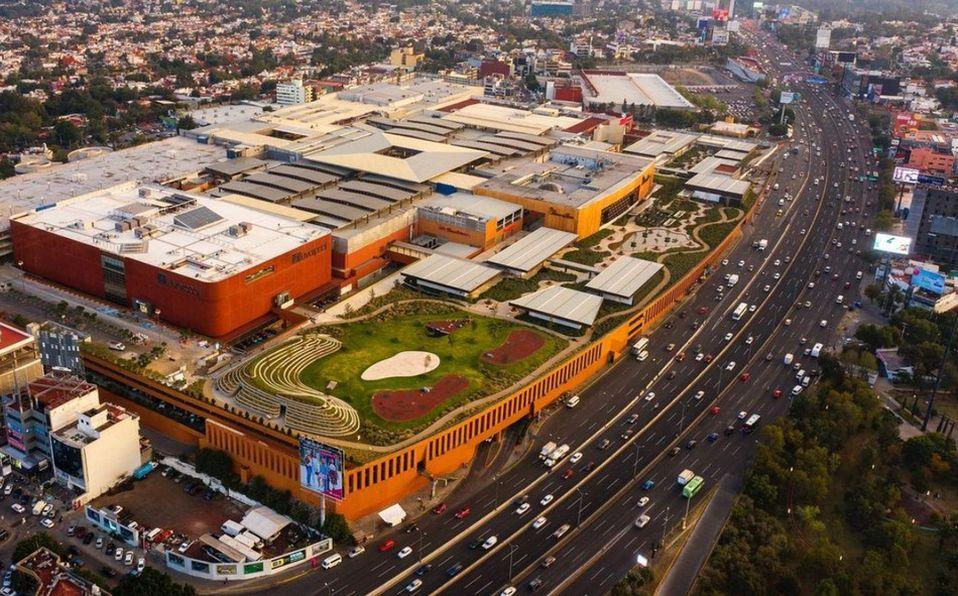 Parque Plaza Satélite en el Estado de México
