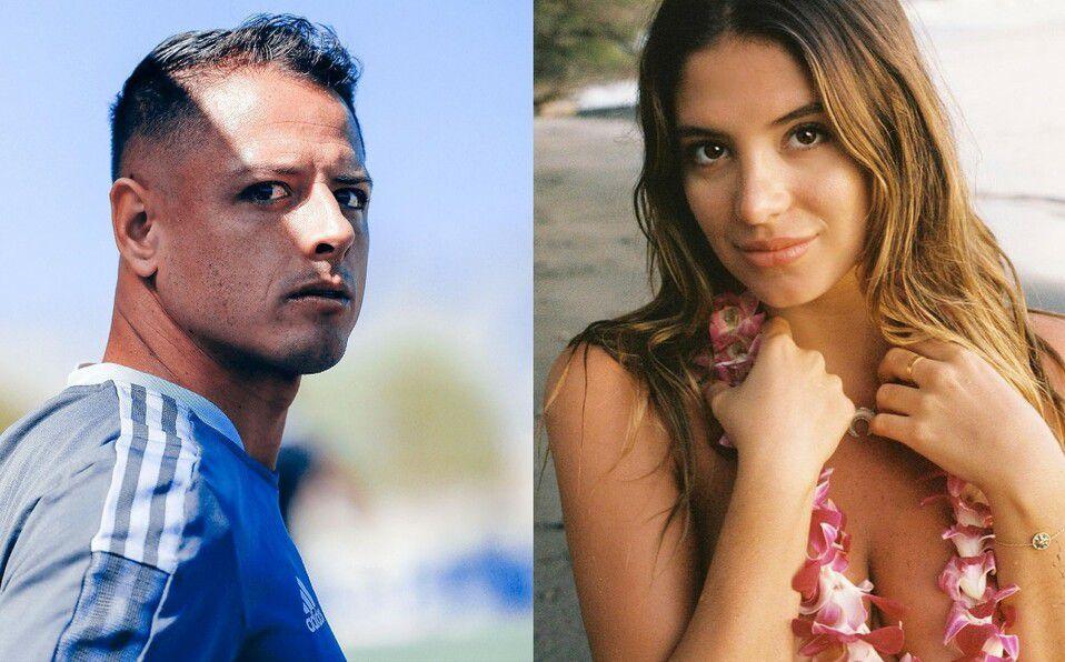 Chicharito Hernández: se rumora prohibió a Sarah Kohan mostrar a sus hijos en redes sociales.