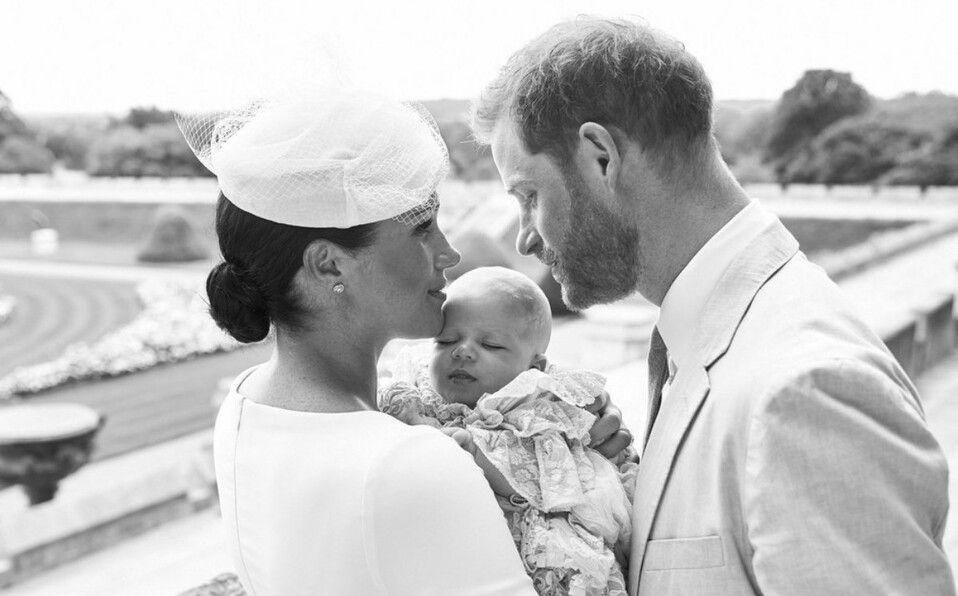 Archie, el hijo de Meghan Markle y Harry, ¡se volverá Príncipe! (Foto: Instagram)