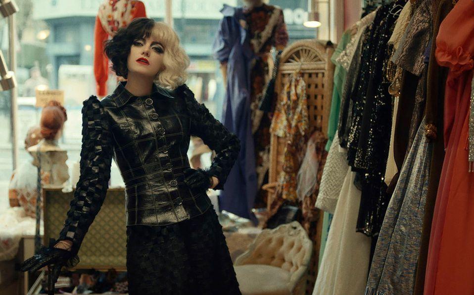 Emma Stone en Cruella, la nueva producción de Disney