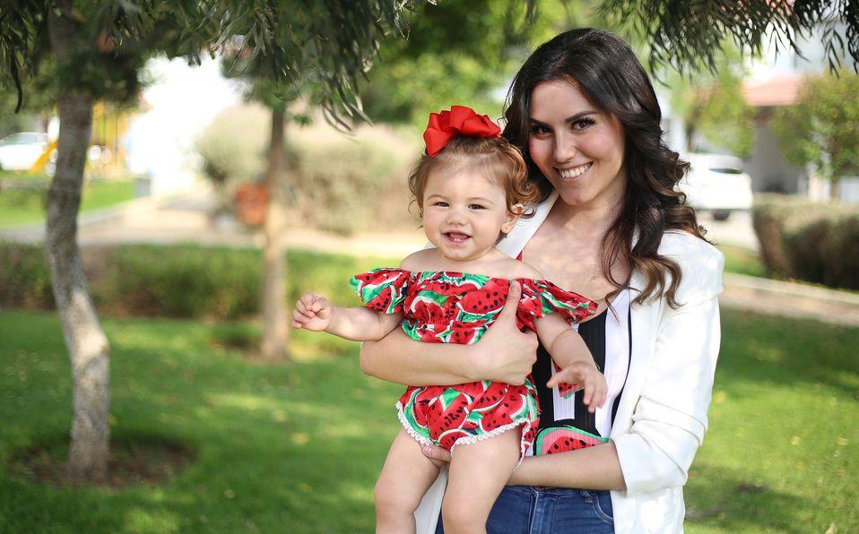 Fernanda Rivadeneyra y Natalia Mercado. Foto: Carlos Dayan Aparicio.