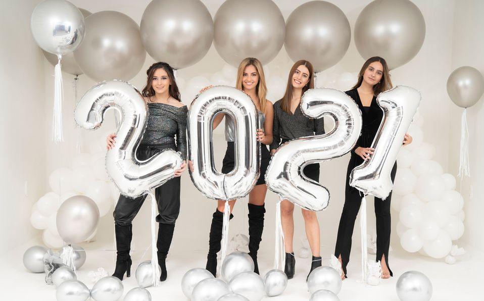 Mariana, Isabela, Ana Lety y Pilar comparten sus deseos y propósitos para este 2021 (Foto: Jos Álvarez)