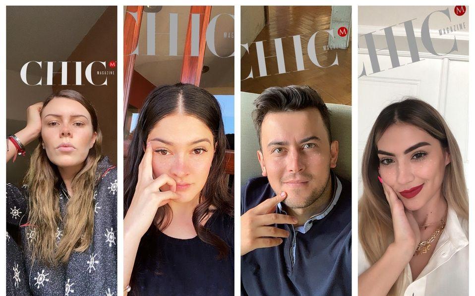 El filtro de CHIC Magazine ya se usa en Hidalgo. Fotos: Cortesía.