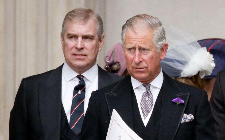 Príncipe Carlos revela que su hermano Andrew no regresará a la vida real (Foto: Instagram)
