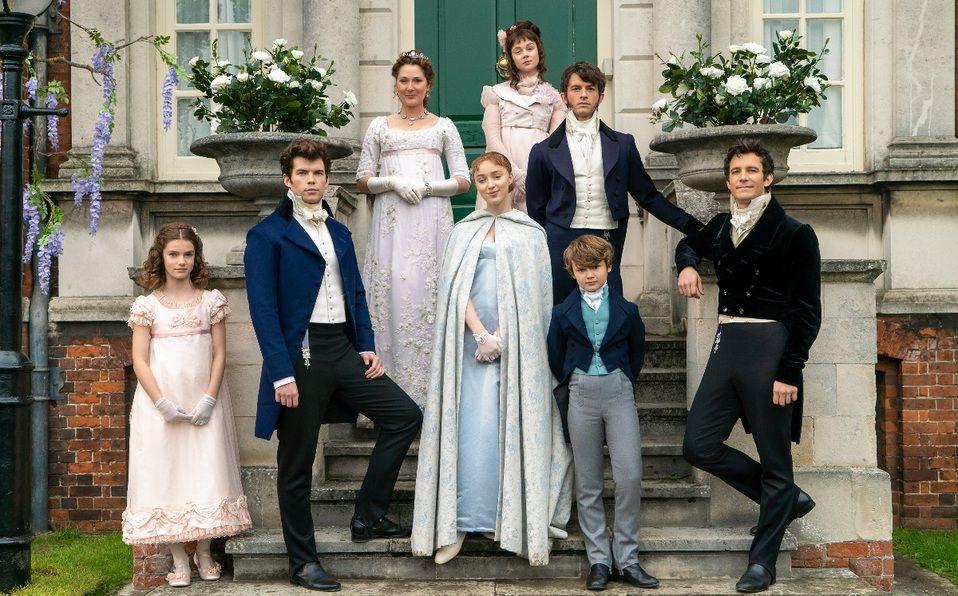 Bridgerton. Primeras imágenes de la segunda temporada. (Foto: Netflix).