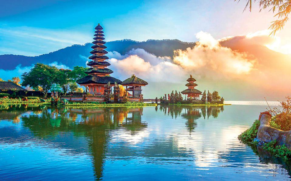 Bali en Indonesia es conocida como la isla de los dioses. Foto: Archivo