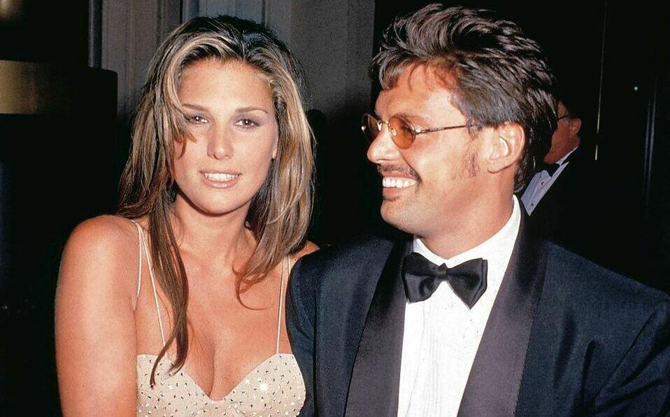 Luis Miguel y Daisy Fuentes fueron novios durante tres años en la década de los 90s.