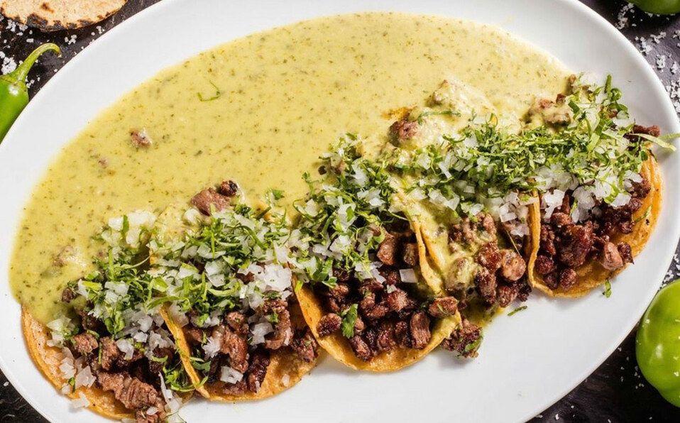 Cuerno tiene un menú de tacos con recetas poco convencionales (Foto: Instagram).