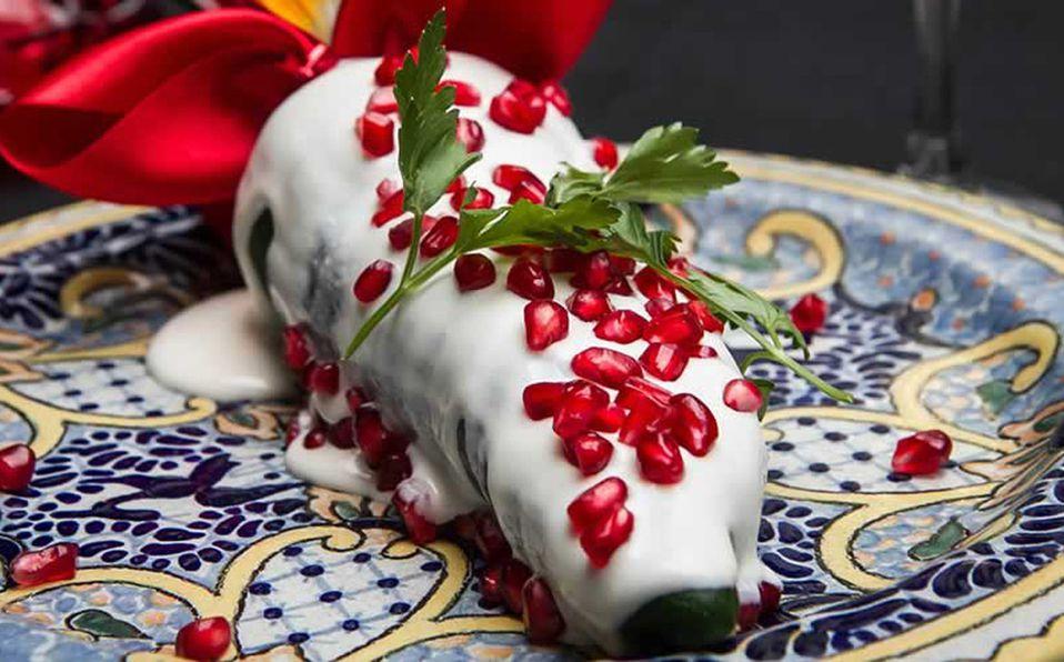 Conoce el maridaje perfecto para los chiles en nogada (Foto: Cortesía)