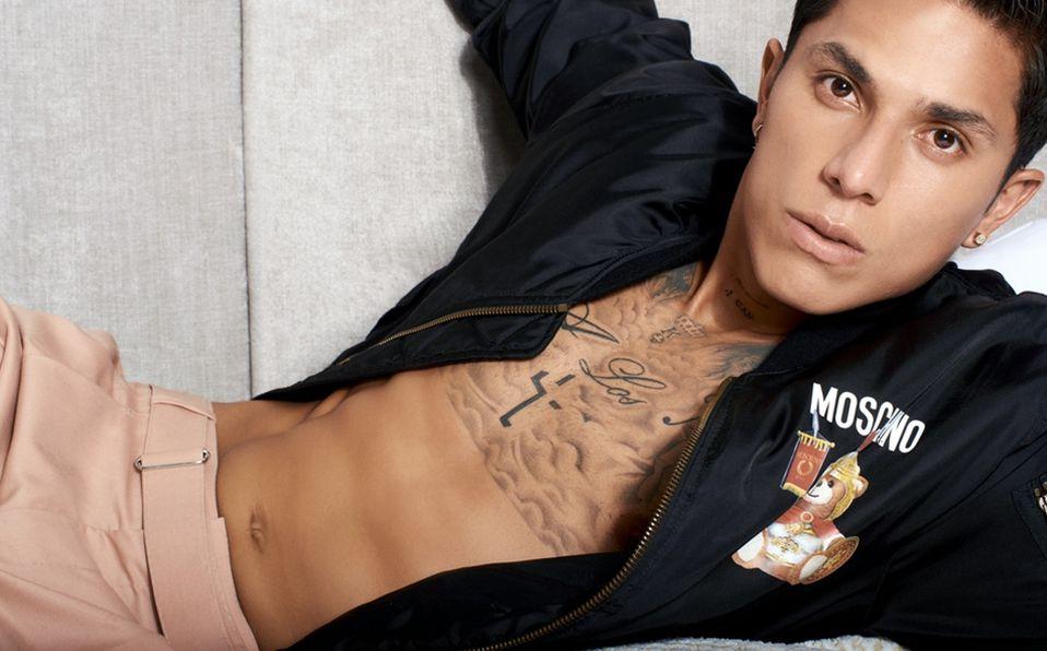 Carlos Salcedo se siente feliz de estar en Tigres y no ve lejana la posibilidad de dedicarse al modelaje. FOTO: CÉSAR ORTIZ
