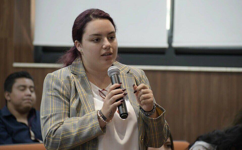 MTRA. Mireya CERILLO Y EMBAJADORA Martha Ortiz de Rosas Gómez