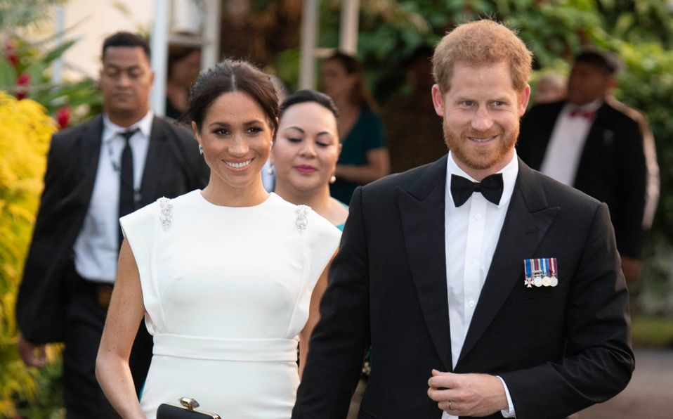 Meghan Markle y Harry no volverán a la realeza: Palacio de Buckingham (Foto: Getty Images)
