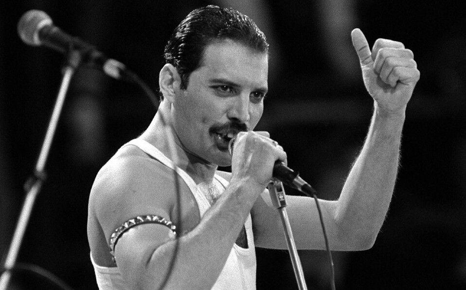 Freddie Mercury y el día que murió (Foto: Instagram)