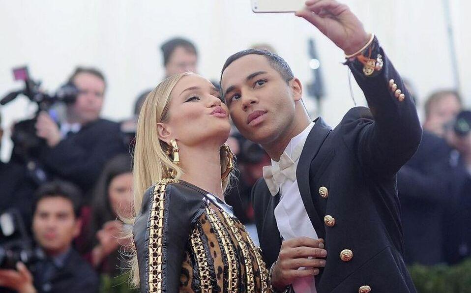 Balmain y otras marcas de lujo comparten contenido a través de las redes sociales/Foto: Instagram @balmain