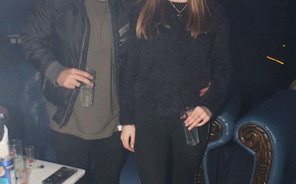 Raquel Rodríguez, Alonso De la Garza y Cristy Villarreal