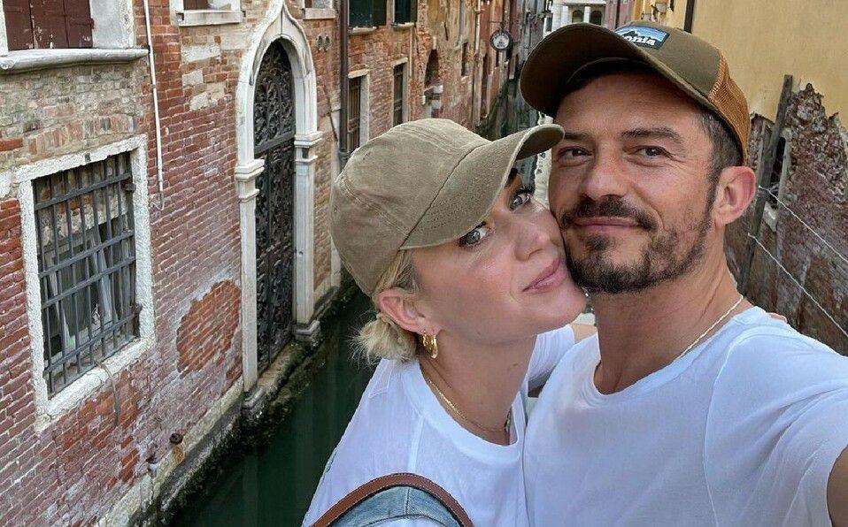 Katy Perry y Orlando Bloom: románticas vacaciones en Italia. (Fotos: Instagram).