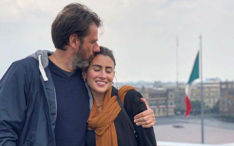 Eduardo Videgaray y Sofía Torres (Foto: Instagram).
