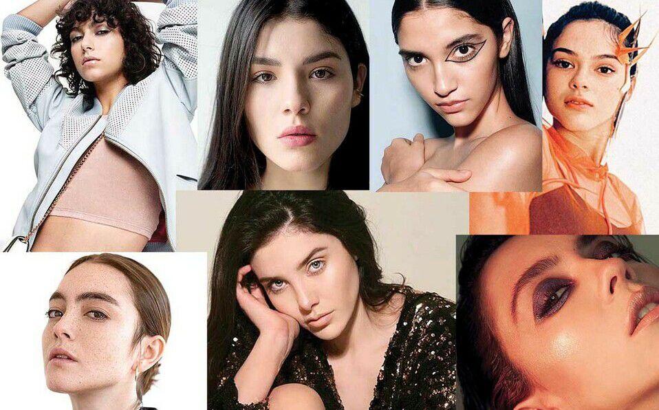 Maggie Astago, Jennifer Garza, Andre Tresgallo, Arantza Goett, Claudia Barrientos, Daniela Gonzalez, Citlaly Higuera, Modelos, Cuarentena