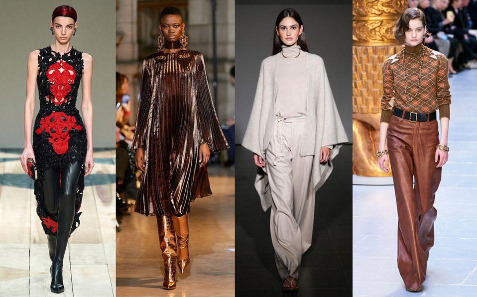 Arma tu outfit siguiendo las nuevas tendencias de moda para este otoño. Foto: Archivo