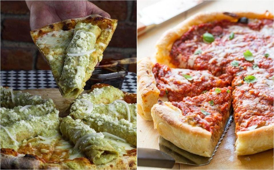 Los mejores lugares para comer pizza en el mundo (Foto: Instagram)