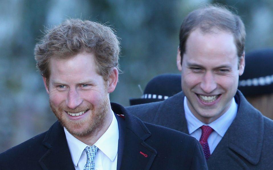 Príncipe William y la traición a su hermano Harry (Foto: Getty Images)
