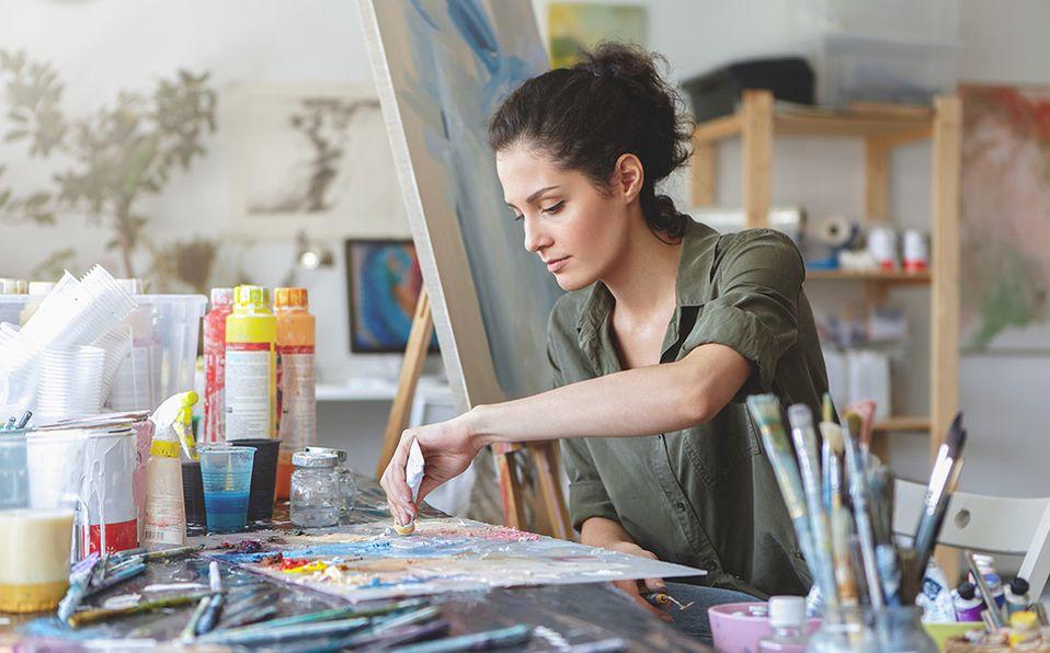 Una obra artística posee un valor ya sea económico, estético, cultural, histórico o patrimonial. Foto: Archivo