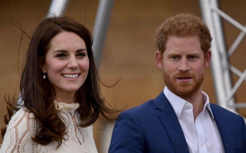 Kate Middleton asumirá las funciones del Príncipe Harry (Foto: Instagram)