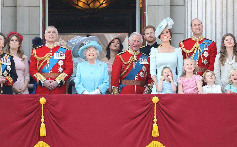 Cuánto sabes sobre la familia real inglesa. Test. (Foto: Instagram).