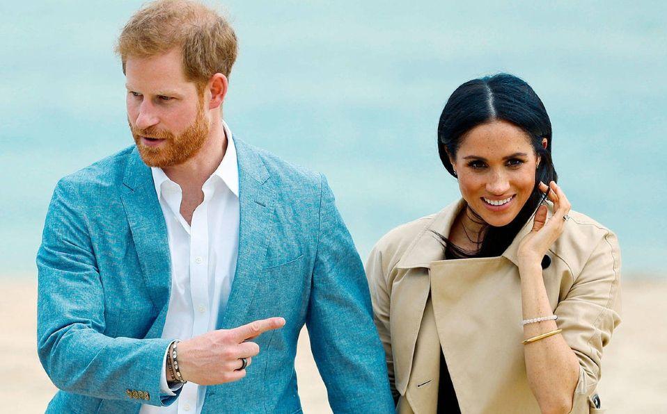 Meghan y Harry quieren bautizar a su hija con la Reina Isabel (Foto: Getty Images)