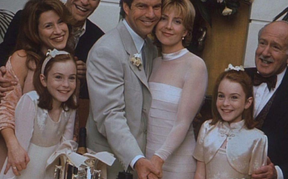 El elenco de la película Juego de Gemelas tuvo una reunión virtual después de 22 años. Foto: Archivo