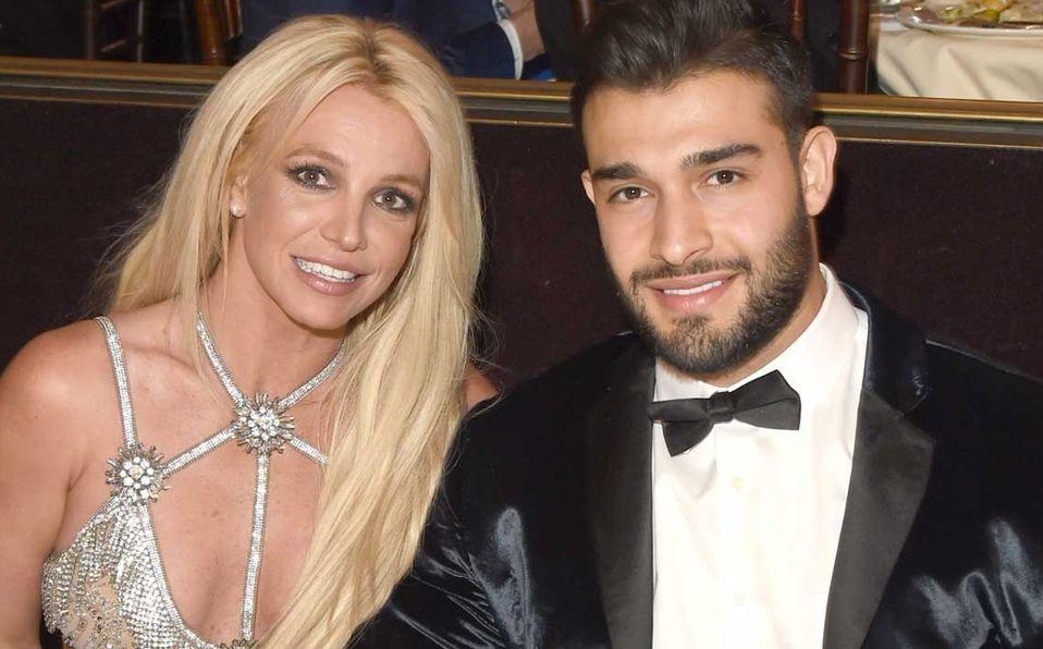 Britney Spears está COMPROMETIDA con Sam Asghari (Foto: Instagram)