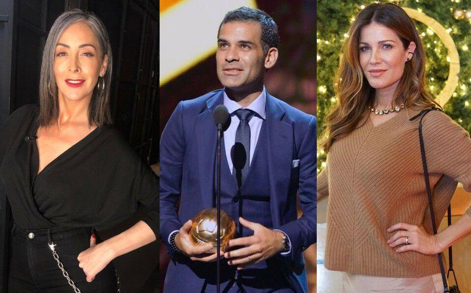 Adriana Lavat. Cuál es el problema con Rafa Márquez y Jaydy Michel.
