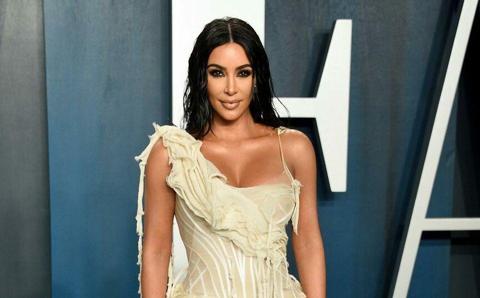 Kim Kardashian, modelo y empresaria.
