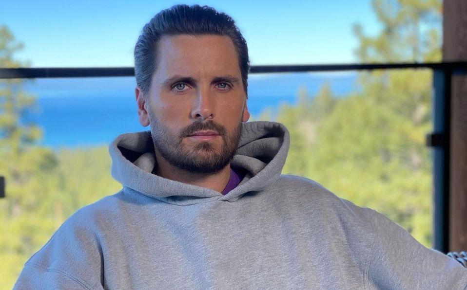 Así lucía de joven Scott Disick, ex esposo de Kourtney Kardashian (Foto: Instagram)