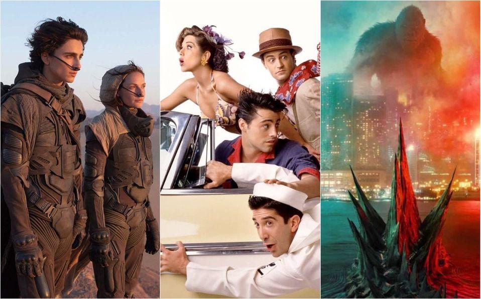 Hbo Max en México: Películas y series para el 2021 (Foto: Instagram)