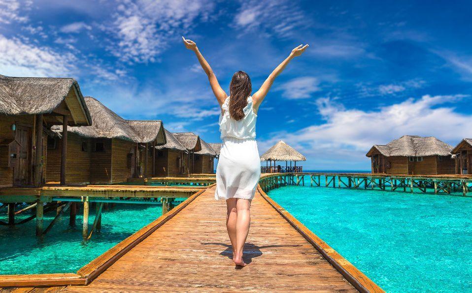Maldivas ofertará 16 de sus islas privadas en una subasta para millonarios. (Foto: Shutterstock).