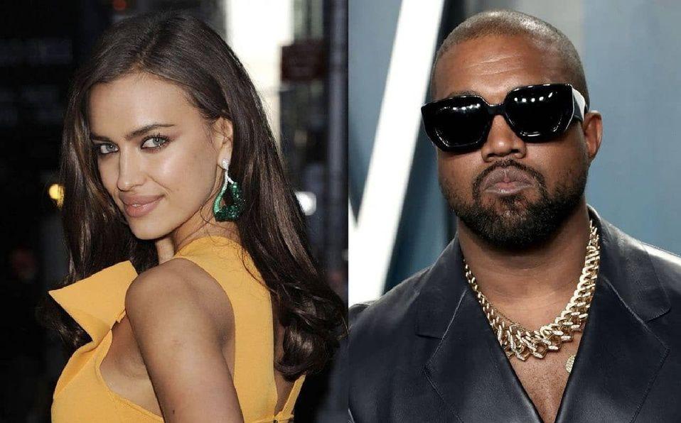 Kanye West fue enviado a la friendzone por Irina Shayk. (Foto: Instagram).