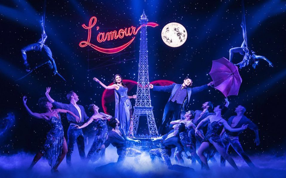 El musical de Broadway tiene como parte de su banda sonora temas de Katy Perry, Adele, Rihanna y Beyoncé. Foto: Instagram Moulin Rouge The Musical