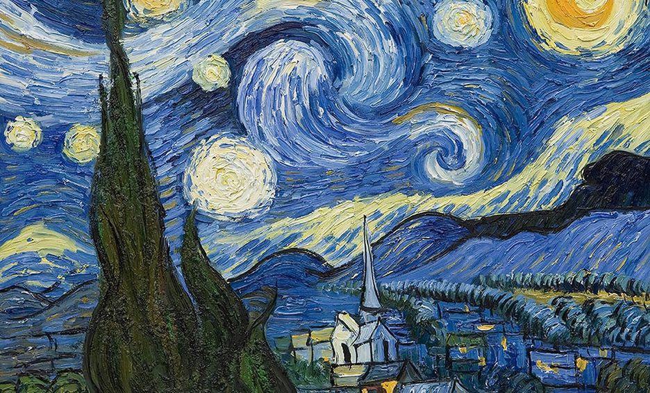 Van Gogh Dónde Ver Sus Pinturas Y Obras Más Famosas