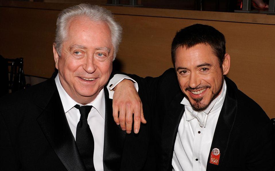 Robert Downey Jr. y la trágica relación con su padre, Robert Downey Sr. (Foto: Getty Images