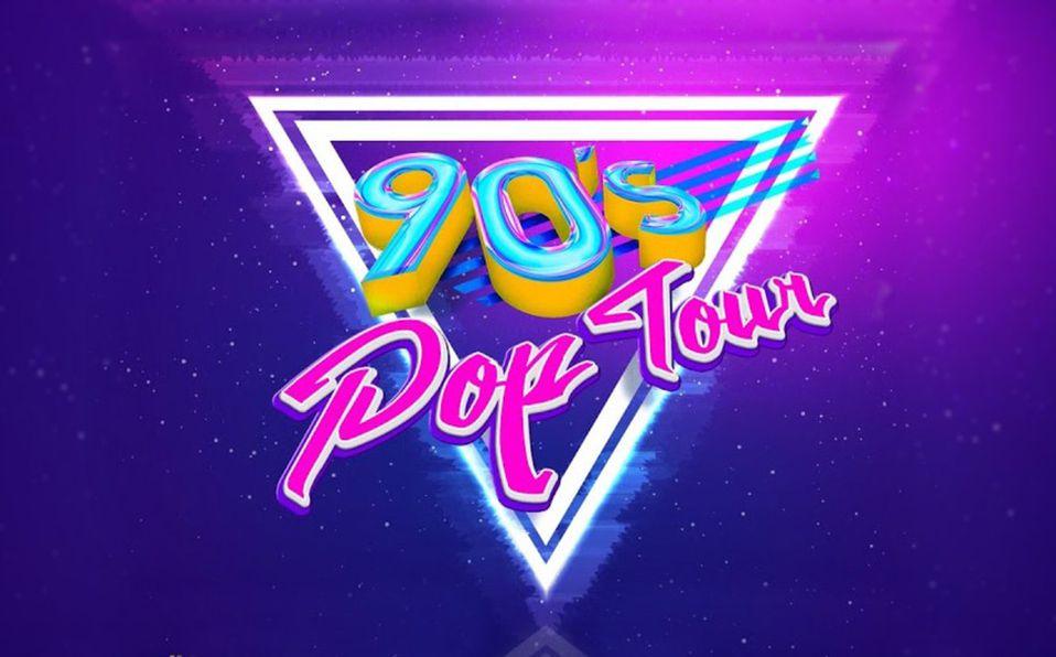 90s Pop Tour 2021/Foto:  Cortesía