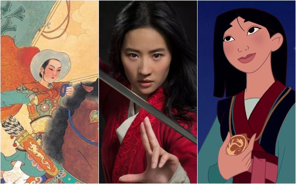 Mulan: La verdadera historia de la leyenda china (Foto: Instagram)