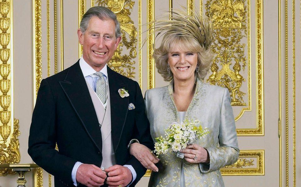 Él es Simon, el presunto hijo del Príncipe Carlos y Camilla (Foto: Getty Images)