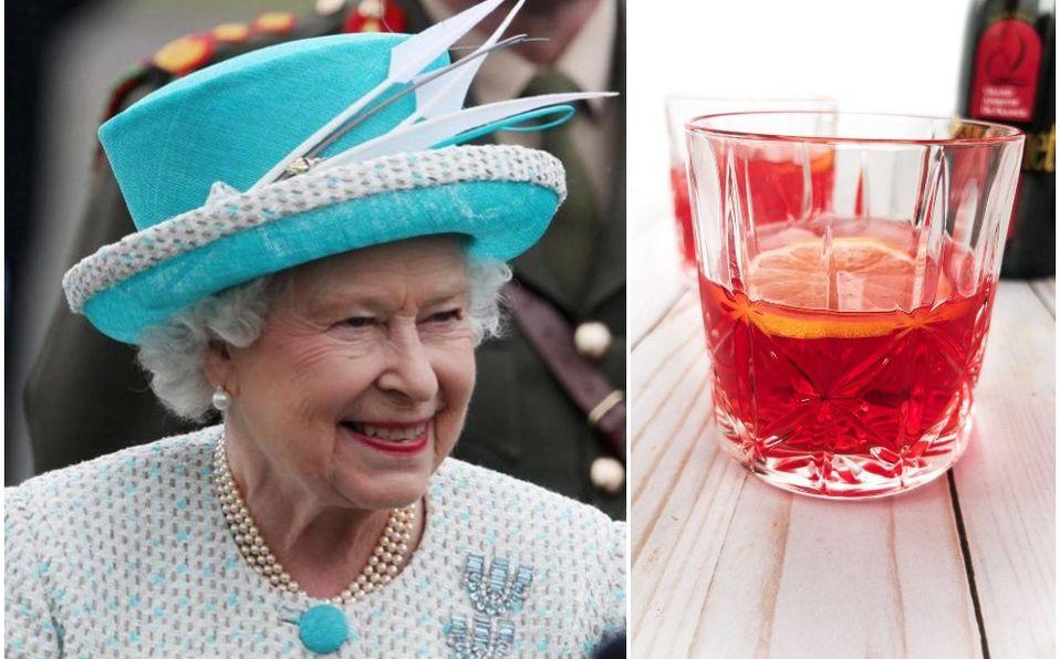 Cómo hacer el cóctel favorito de la Reina Isabel II (Foto: Instagram @theroyalfamily)