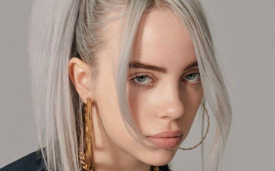 Billie Eilish se hace rubia y deja el cabello verde: Foto