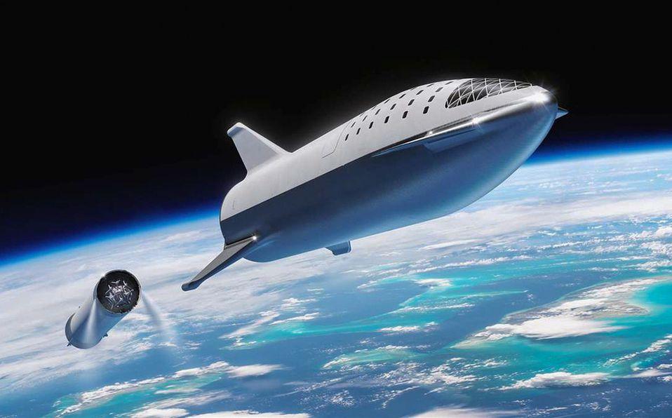 Viajar al espacio por turismo se convierte cada vez más en una realidad. Foto: Archivo